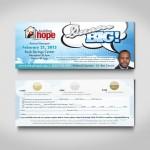 Building Hope Banquet Sponsor Concept