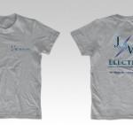 J&W Electric Tee