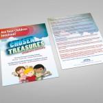 Chosen Treasure 5x7