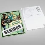 Seniors Picture Reminder Concept